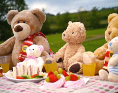 Teddy's Bears Picnic